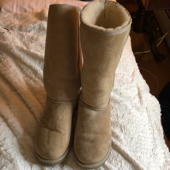 UGG Shoes - Ugg Shearling Boots